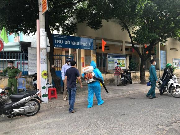 Tìm người liên quan đến ca nghi mắc Covid-19 ở phường Tam Bình, TP Thủ Đức ảnh 1