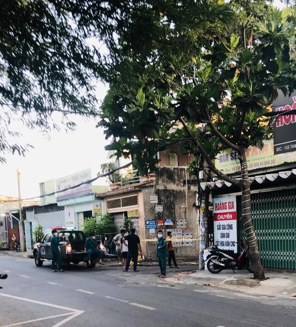 Phong tỏa, cách ly hẻm 129 đường Tam Châu, phường Tam Bình, TP Thủ Đức ảnh 1