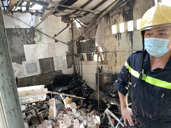 Nguyên nhân ban đầu vụ cháy nhiều nhà dân tại TP Thủ Đức ảnh 2