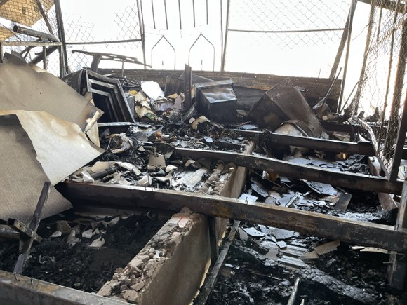 Nguyên nhân ban đầu vụ cháy nhiều nhà dân tại TP Thủ Đức ảnh 3