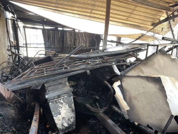 Nguyên nhân ban đầu vụ cháy nhiều nhà dân tại TP Thủ Đức ảnh 4