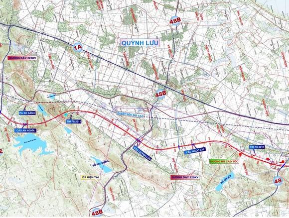Cao tốc Bắc - Nam đoạn Nghi Sơn - Diễn Châu