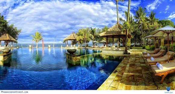 77% du khách chọn hình thức du lịch nghỉ dưỡng