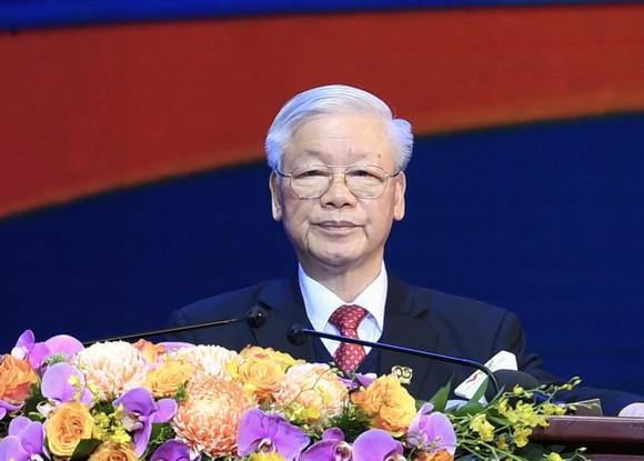 Kỷ niệm 90 năm thành lập, Đoàn Thanh niên đón nhận Huân chương Hồ Chí Minh  ảnh 2