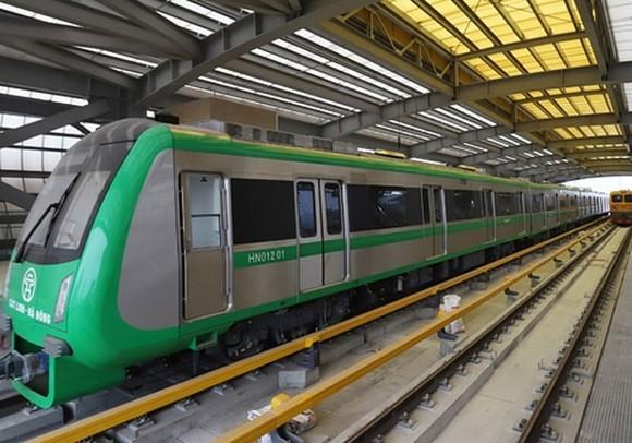Đường sắt đô thị Cát Linh - Hà Đông đang chờ ngày đưa vào vận hành chính thức