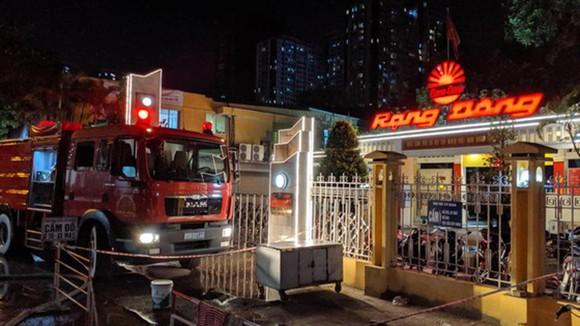 6.000m² kho Công ty Bóng đèn Phích nước Rạng Đông bị thiêu rụi ảnh 4