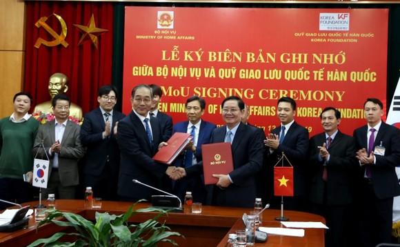 Thanh niên Việt Nam và Hàn Quốc tăng cường cơ hội giao lưu ảnh 1