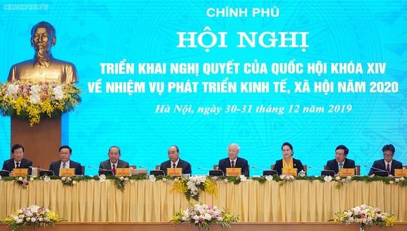 Tổng Bí thư, Chủ tịch nước Nguyễn Phú Trọng dự hội nghị trực tuyến của Chính phủ ảnh 3