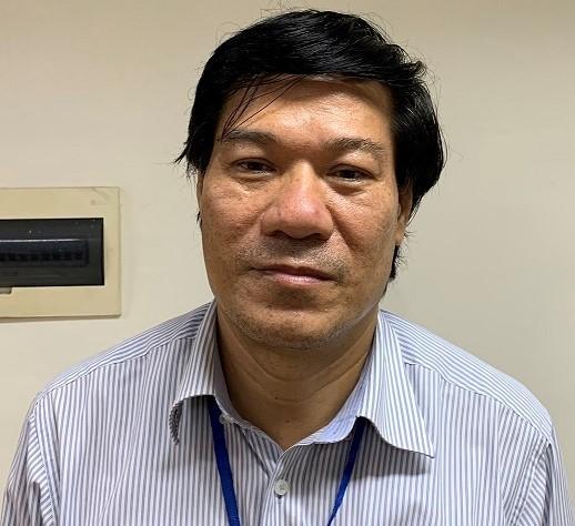 Khởi tố, bắt tạm giam Giám đốc Trung tâm Kiểm soát bệnh tật Hà Nội ảnh 1