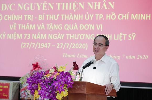 Đảng bộ, chính quyền và nhân dân TPHCM không quên công ơn những thương binh, bệnh binh ảnh 3