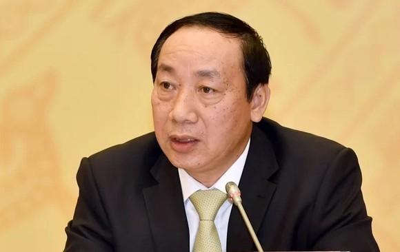 Khởi tố nguyên Thứ trưởng Bộ GT-VT Nguyễn Hồng Trường và ông Đinh La Thăng ảnh 1