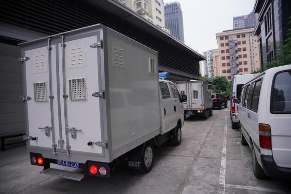 Các bị cáo làm thất thoát gần 1.700 tỷ đồng tại BIDV hầu tòa ảnh 3
