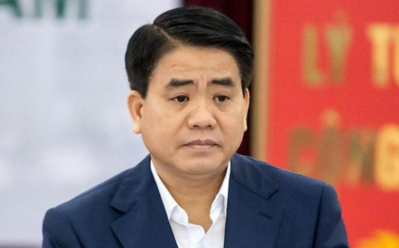 Vụ án chiếm đoạt tài liệu bí mật ở Hà Nội: Ông Nguyễn Đức Chung được xác định là chủ mưu ảnh 1