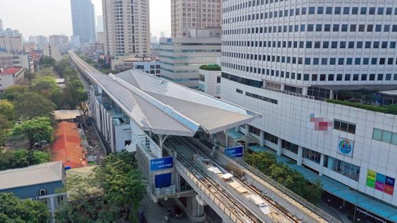 Dự án đường sắt trên cao, đoạn Nhổn – ga Hà Nội vì sao đội vốn, kéo dài? ảnh 1
