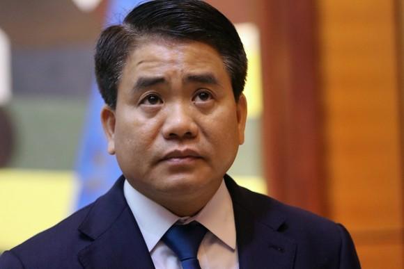 Truy tố ông Nguyễn Đức Chung và 3 đồng phạm ảnh 1