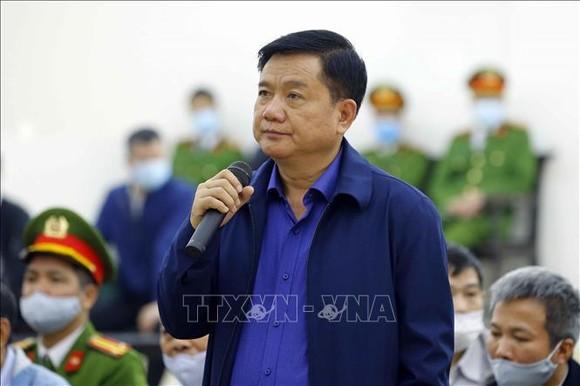 Ông Đinh La Thăng: 'Tôi xin nhận hết trách nhiệm nếu làm sai chủ trương' ảnh 1