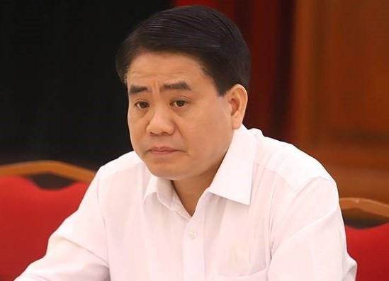 Khởi tố bị can Nguyễn Đức Chung về tội lợi dụng chức vụ, quyền hạn ảnh 1