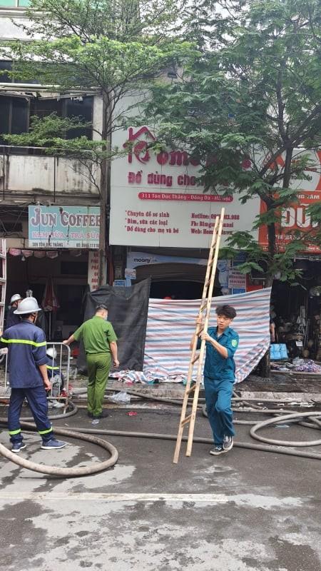 Cháy cửa hàng đồ dùng mẹ và bé, 4 người thiệt mạng ảnh 3