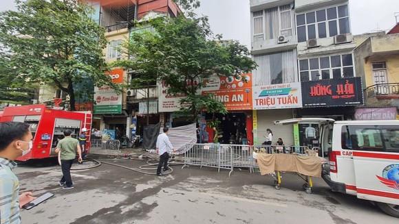 Cháy cửa hàng đồ dùng mẹ và bé, 4 người thiệt mạng ảnh 5