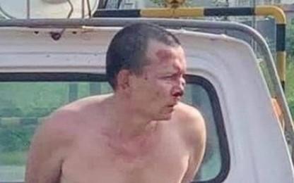 Lời khai bất ngờ của kẻ cướp taxi ở Hà Nội ảnh 1