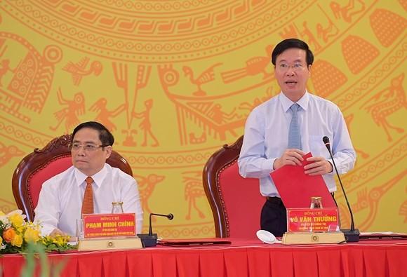 Tổng Bí thư Nguyễn Phú Trọng: Chú ý xây dựng con người, 'quân phải tinh, tướng phải mạnh' ảnh 2