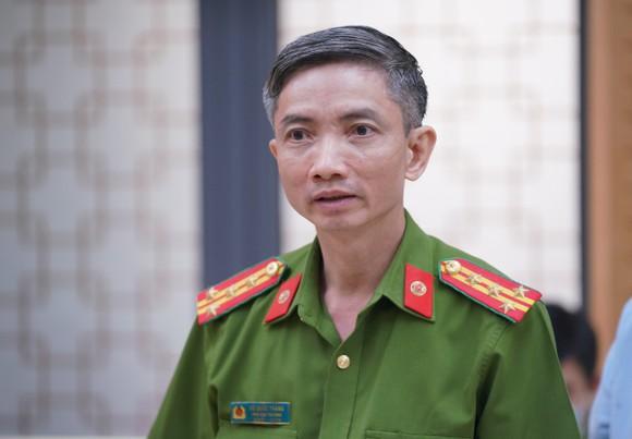 Bộ Công an thông tin thêm việc khởi tố ông Nguyễn Duy Linh, cựu cán bộ Bộ Công an ảnh 1