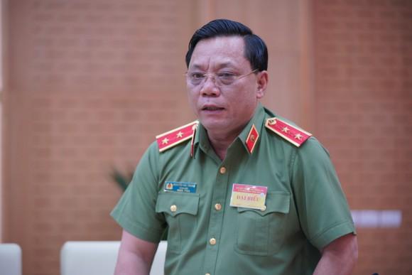 Giám đốc Công an TP Hà Nội nói về điều tra clip dài 8 phút của một nữ diễn viên bị lộ ảnh 1