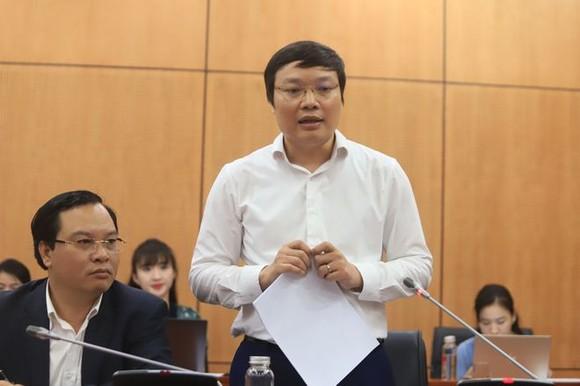 Ông Trương Hải Long được bổ nhiệm làm Thứ trưởng Bộ Nội vụ ảnh 1