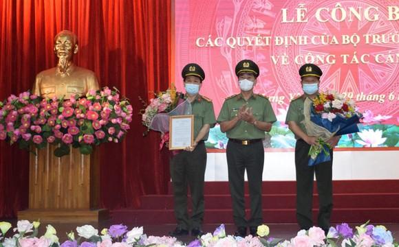Giám đốc Công an tỉnh Hưng Yên nhận nhiệm vụ mới tại Bộ Công an ảnh 1
