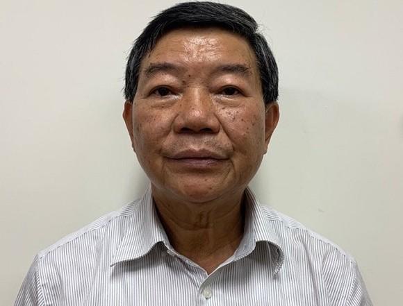 Cựu Giám đốc Bệnh viện Bạch Mai Nguyễn Quốc Anh