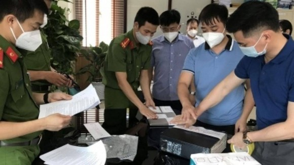 Khởi tố cán bộ Cục Thuế tỉnh Bắc Giang ảnh 1