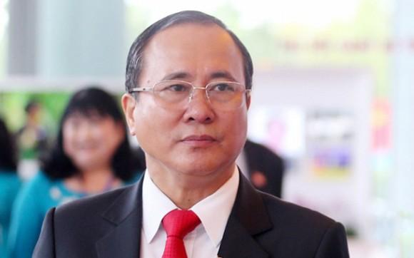 Khởi tố, bắt giam ông Trần Văn Nam, cựu Bí thư Tỉnh ủy Bình Dương ảnh 1