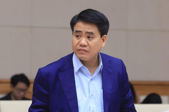 Đề nghị truy tố cựu Chủ tịch TP Hà Nội Nguyễn Đức Chung vì chỉ đạo mua hóa chất không đúng quy định ảnh 1
