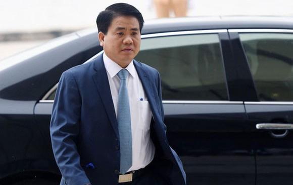 Vợ cựu Chủ tịch UBND TP Hà Nội Nguyễn Đức Chung có liên quan gì trong vụ mua chế phẩm Redoxy 3C? ảnh 1