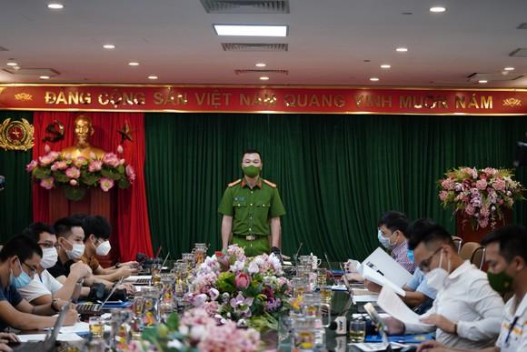 Bộ Công an sẵn sàng hỗ trợ Hà Nội về kỹ thuật, nhân lực, giải pháp để quản lý giấy đi đường ảnh 1