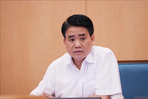 Ông Nguyễn Đức Chung bị truy tố vì can thiệp giúp Nhật Cường trúng thầu  ảnh 1