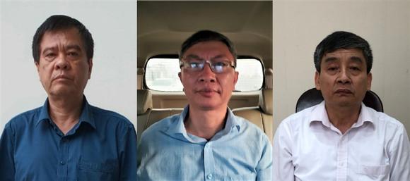 Bắt Giám đốc Sở GD-ĐT tỉnh Điện Biên Nguyễn Văn Kiên ảnh 1
