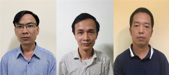 Bắt Giám đốc Sở GD-ĐT tỉnh Điện Biên Nguyễn Văn Kiên ảnh 2
