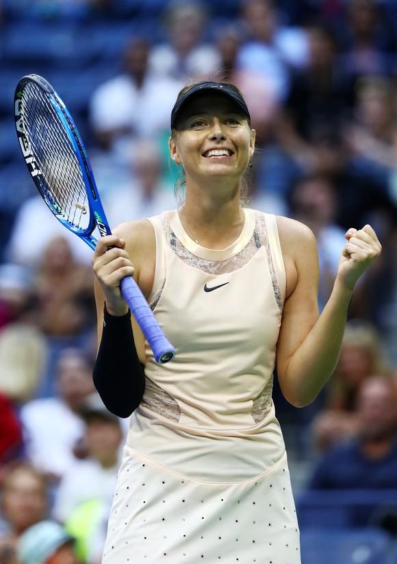 Chiến thắng xứng đáng của Sharapova ảnh 1