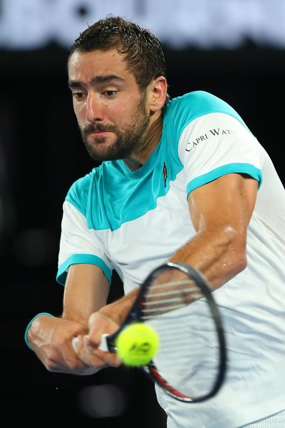 Australian Open 2018: Cilic vào chung kết đơn nam, Halep gặp Wozniacki ở chung kết đơn nữ ảnh 2