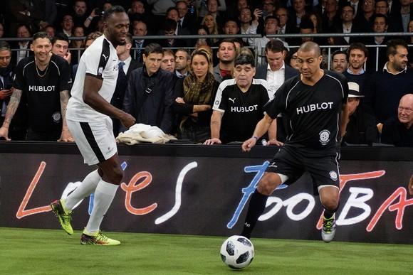 Usain Bolt: Đang tập luyện cùng Borussia Dortmund trong ngày hôm nay ảnh 1