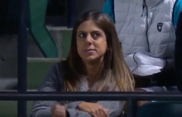 Wozniacki tố bị dọa giết trong trận thua Puig ảnh 2