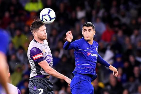 """Thắng Perth 1-0: Chelsea phiên bản """"người lạ ơi"""" ảnh 6"""