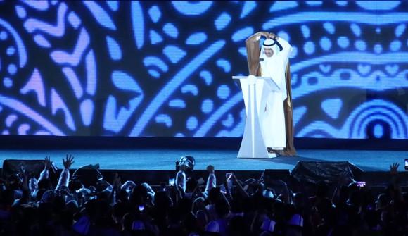 Lễ bế mạc Asiad 2018: Ngập tràn sắc màu về một châu Á đoàn kết và thống nhất ảnh 7