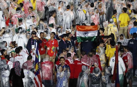 Lễ bế mạc Asiad 2018: Ngập tràn sắc màu về một châu Á đoàn kết và thống nhất ảnh 13