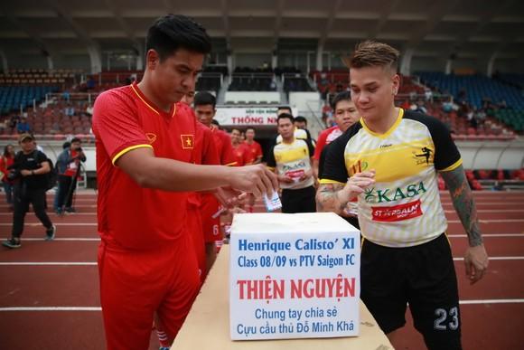 Cựu tuyển thủ AFF Cup 2008 – PTV Sài Gòn: Cuộc hội ngộ đầy ý nghĩa sau 10 năm ảnh 1