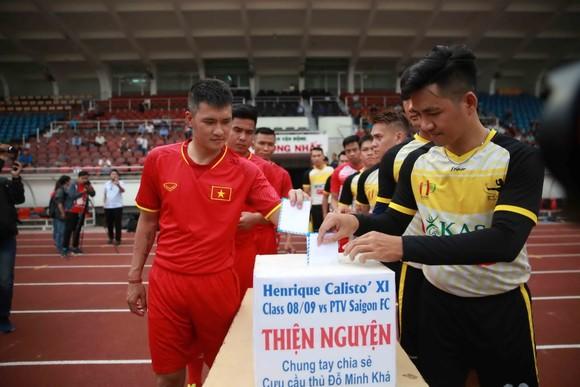 Cựu tuyển thủ AFF Cup 2008 – PTV Sài Gòn: Cuộc hội ngộ đầy ý nghĩa sau 10 năm ảnh 2