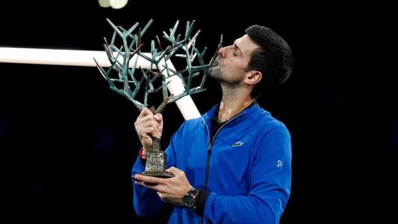 Djokovic sẽ không bảo vệ ngôi vô địch Paris Masters