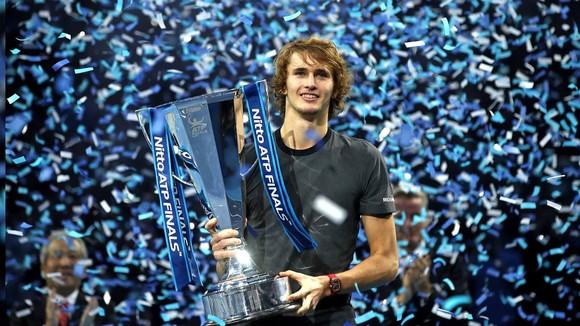 """Daniil Medvedev: Ứng viên ngôi số 1 tương lai, nhưng liệu có thoát khỏi """"lời nguyền"""" vô địch ATP Finals? ảnh 3"""