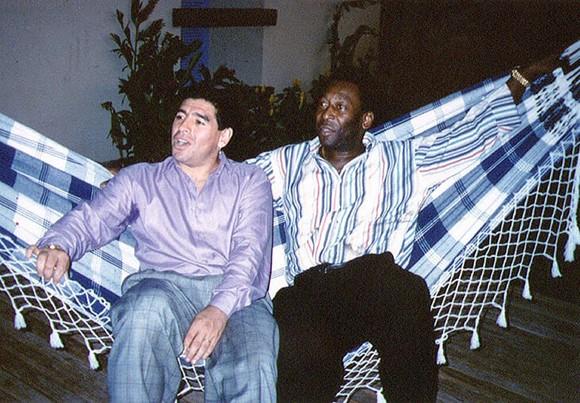 Huyền thoại bóng đá Diego Maradona: Những câu chuyện ít ai biết đến… ảnh 1